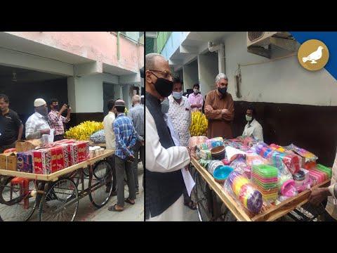 Millat fund & Faiz-e-aam help flood victims