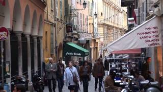 Nice, France: Old Town stroll