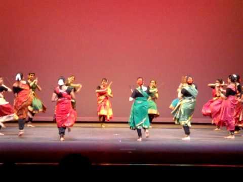 Indian Folk Dance (Kolattam)