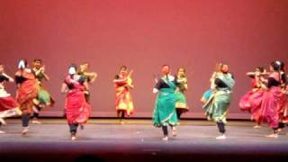 Indian Folk Dance (Kolattam)
