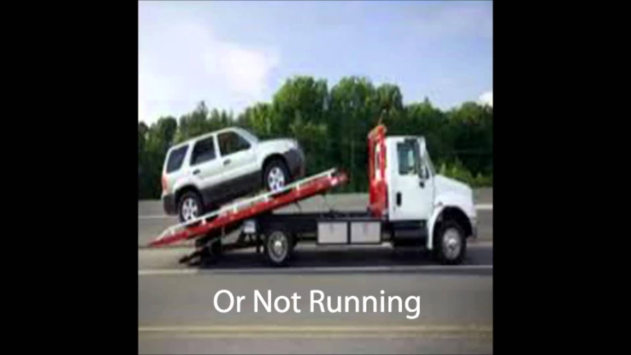 Sell My Junk Car Free Pick up and Tow Cash Paid for junk And good ...