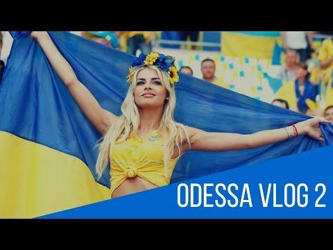 Odessa Ukraine Travel Vlog 2