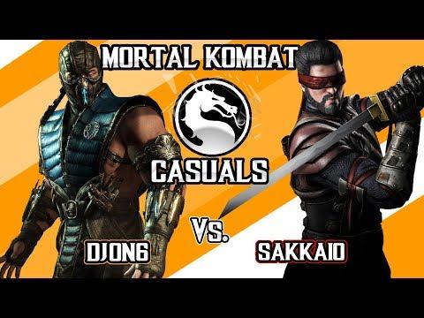 Mortal Kombat - Sub-Zero Vs Kenshi - Who win this mu ?? thumbnail