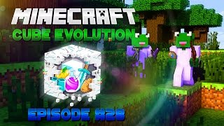 The Cube Evolution - Episode 28 - Duplicating Lucky Blocks