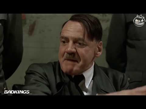 Гитлер. Фюрер « Карантин ». Черный юмор  Bad Kings [озвучка] (переозвучка)