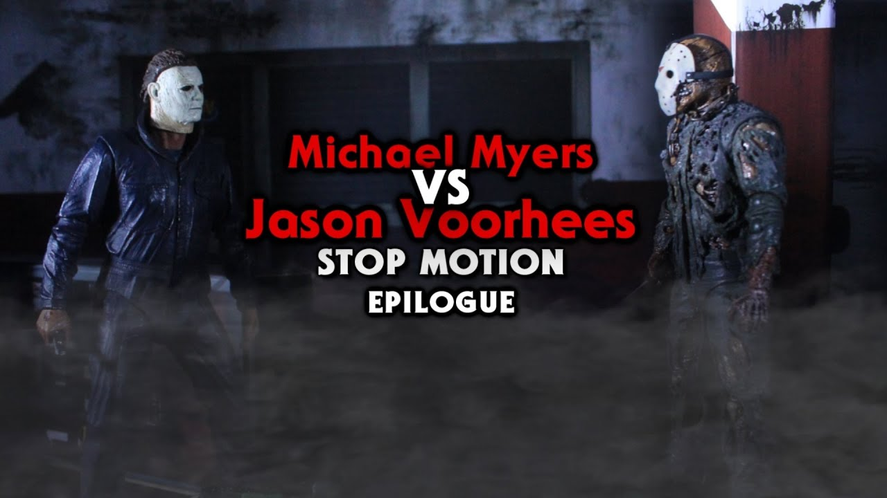 Michael Myers Vs Jason Stop Motion: Epilogue
