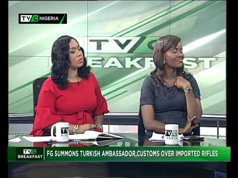 TVC Breakfast September 25th | FG summons Turkish Ambassador