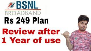 BSNL Broadband 249 Plan 2019 Review