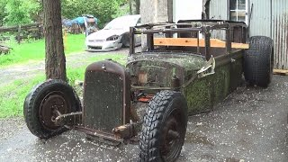 La Rat Rod Build Episode 1