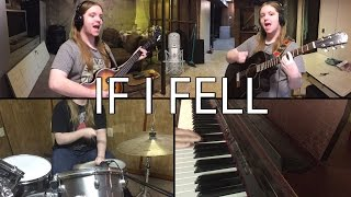 The Beatles - If I Fell (Multitrack Cover)