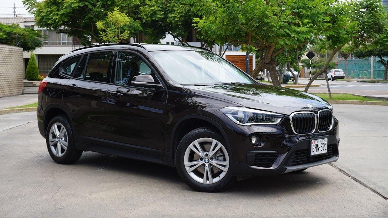 BMW X1 - Prueba de manejo - YouTube