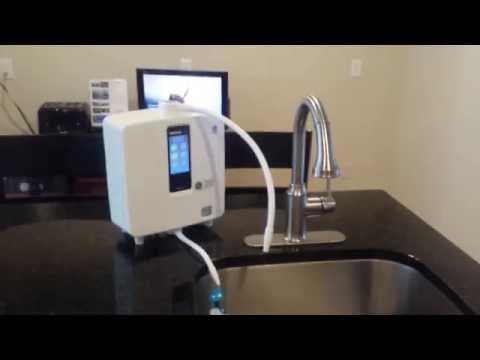 My Enagic K8 Kangen Water Ionizer Intallation
