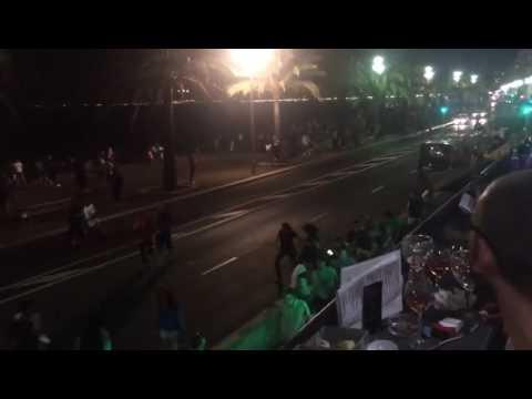 Attentat à Nice : un camion fonce sur les gens le soir du 14 juillet 2016