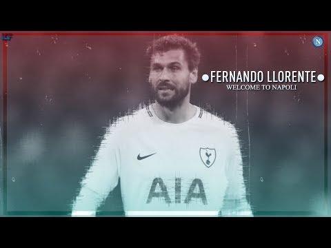 Fernando Llorente|Welcome To SSC Napoli? Goals & Assist 2018-19|HD