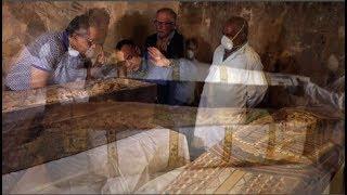 Ai Cập: Khai quật x.á.c ư.ớ.p 3.500 năm và 1.000 tượng người hầu