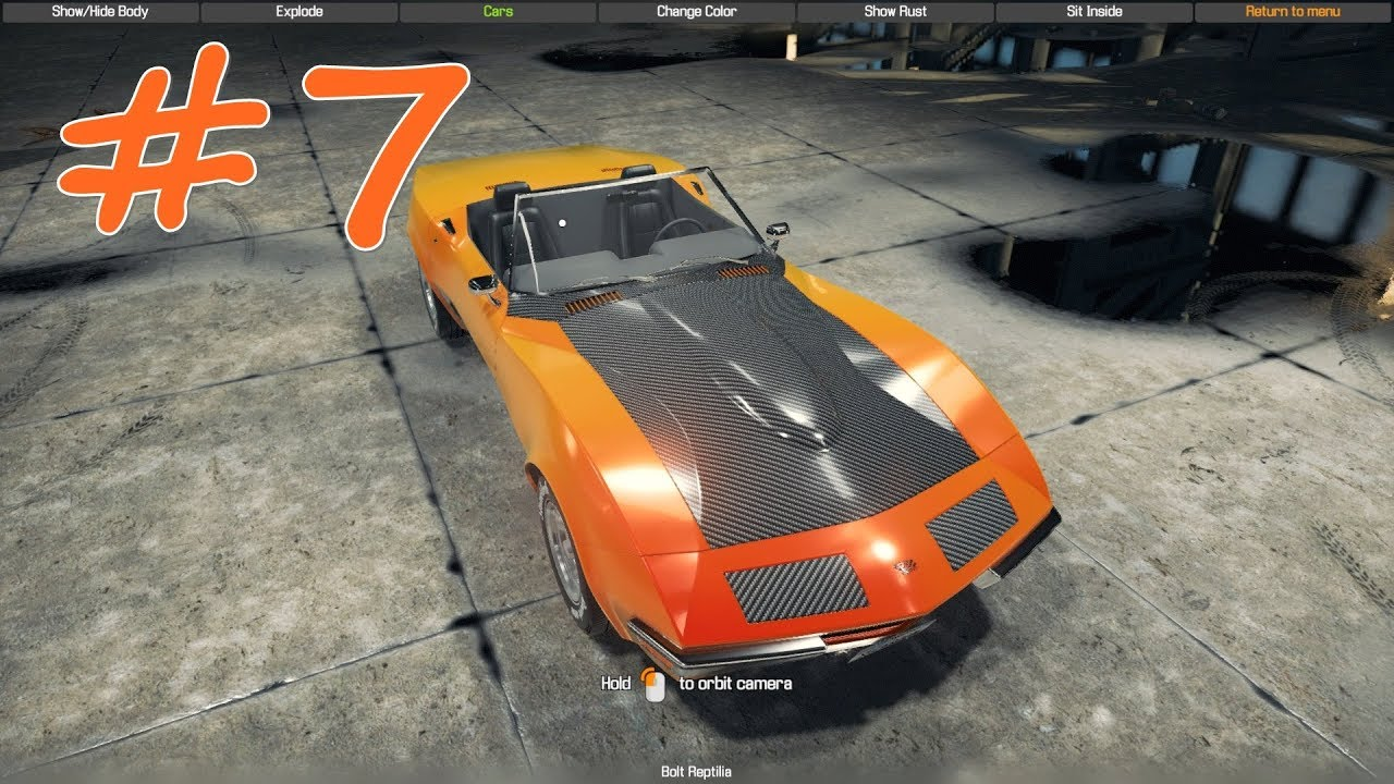 car showroom part1 car mechanic simulator 2018 gameplay. Black Bedroom Furniture Sets. Home Design Ideas