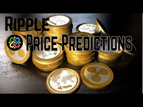 Latest Price Predictions Of Ripple _  Expected XRP Price As 2018 Ends Now