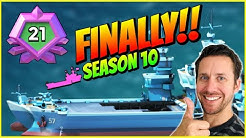 I MADE IT TO DIAMOND! WILL I STAY THERE? - BOOM BEACH WARSHIPS