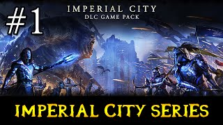 EXPLORING THE IMPERIAL CITY UPDATE (Elder Scrolls Online: Tamriel Unlimited - PC)