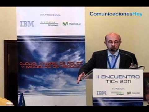 Conferencia José Maria de Santiago, Executive Partner Gartner.