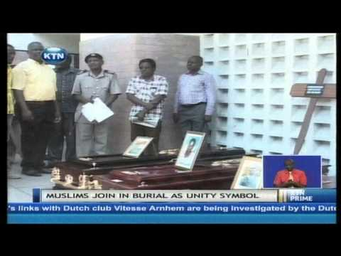 Likoni church attack victims raid to rest as tension remains high in Mombasa