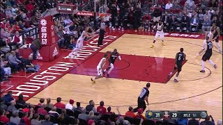 1st Quarter, One Box Video: Houston Rockets vs. Indiana Pacers