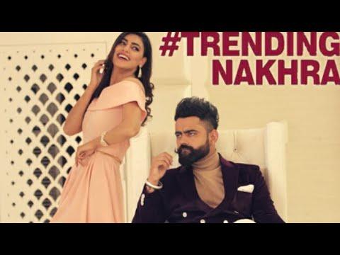 TRENDING NAKHRA BY AMRIT MAAN // NEW PUNJABI ROMANTIC WHATSAPP STATUS VIDEO // BY DESI CReW