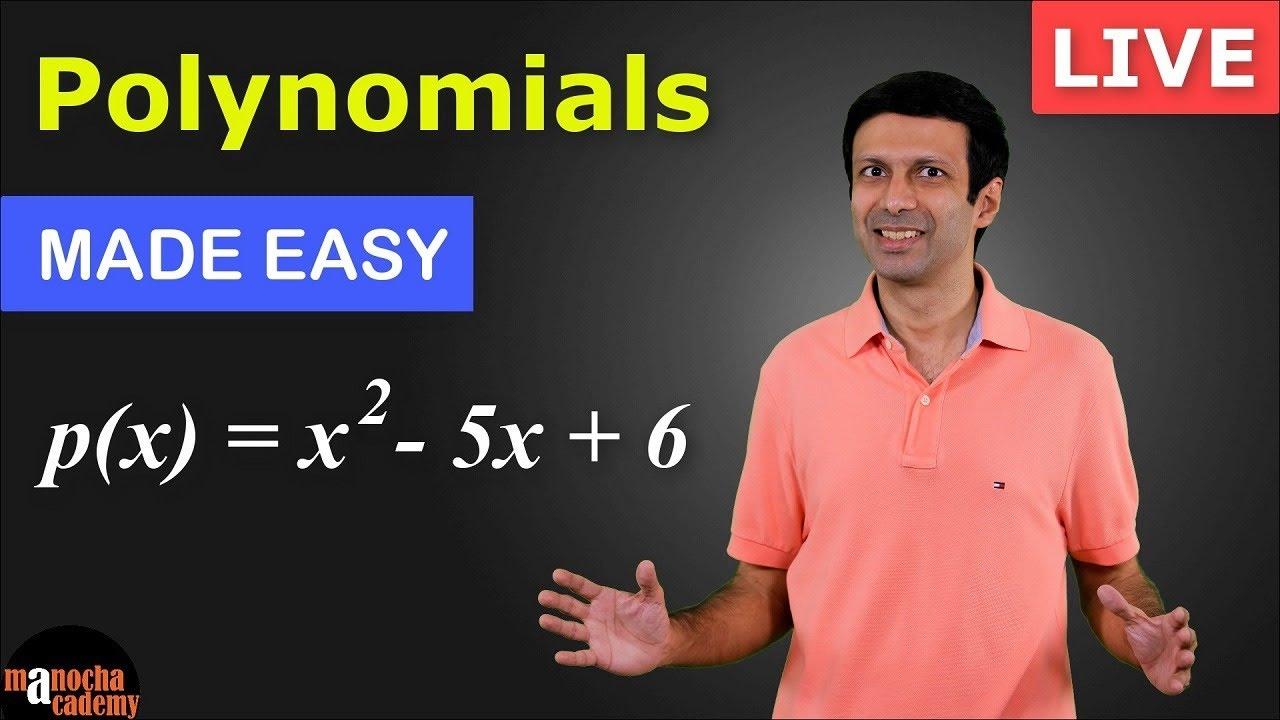 Download Polynomials Class 9