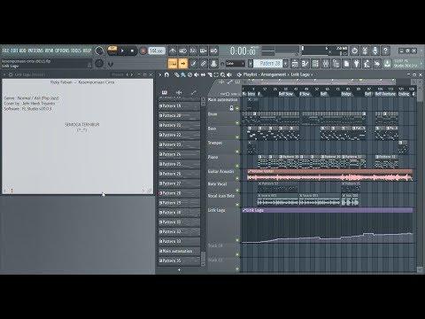 Rizky Febian - Kesempurnaan Cinta (Cover By Jefri Herdi Triyanto) (FL Studio)