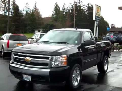 SOLD-2008 Chevrolet Silverado 1500 LT Regular Cab Short ...