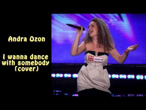 Andra Ozon - I Wanna Dance With Somebody (cover)