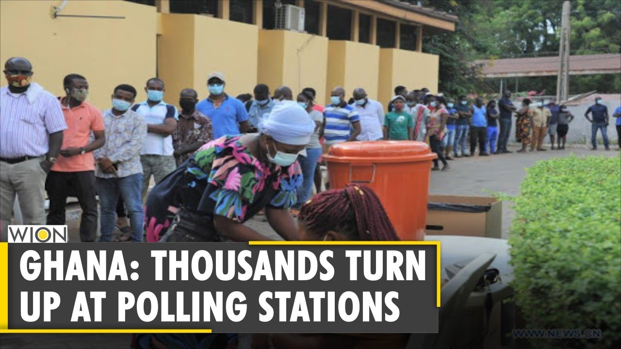 Ghana Presidential Election: Tight contest between long time rivals   World News   WION News