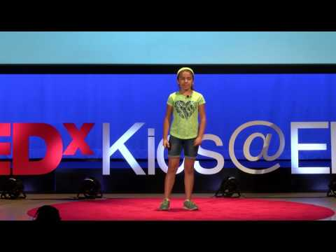 Being a Part of a Computer Science School | Rios Elementary School Students | TEDxKids@ElCajon