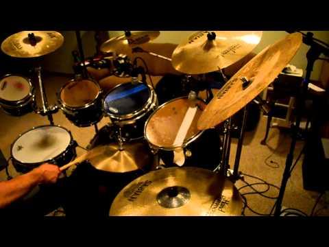2 (Drum Cover) Bali Run-Fourplay