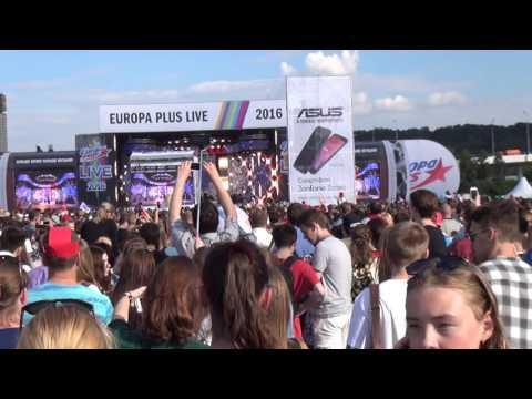 Лужники. Елка на дискотеке EUROPA PLUS LIVE