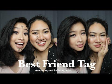 BEST FRIEND TAG ft. Cindercella (Bahasa Indonesia)