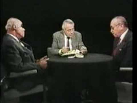 Remembering Malcolm X with Wyatt Tee Walker and James Farmer  Part 3