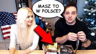UNBOXING I TEST SŁODYCZY Z AMERYKI - MASZ TO W POLSCE? (Dis & Swissness)