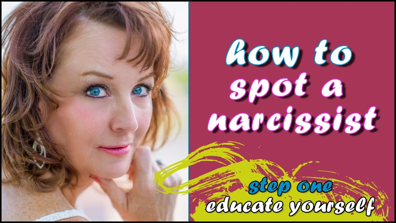"""how to spot a narcissist online dating Coming in like the 9 o'clock news to tell your friend that he or she is dating a narcissist probably won't have any effect on the situation if anything, this approach might work against you but you could open the door to a conversation by saying something like, """"you seem to be arguing a lot lately with him/her."""