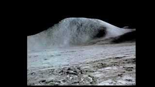 Mons Hadley Lunar Cement Model