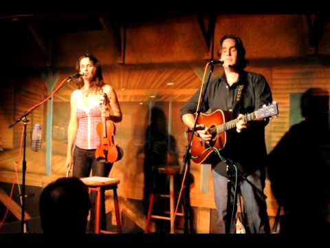 "Stephanie Bettman and Luke Halpin ""Fiddler's Bend"" at The Coffee Gallery"
