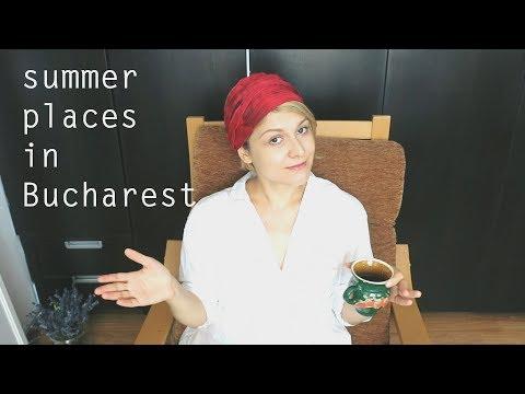 TEA TALK: FAVORITE SUMMER PLACES | Bucharest