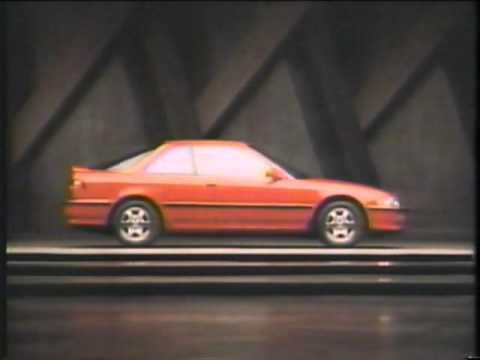 1993 Acura Integra Commercial