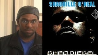 Rap Critic Reviews: Shaq Diesel (the Album)