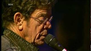 Lou Reed & Metallica - Junior Dad  Live 2011