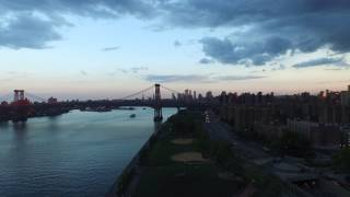 Explorer Maiden Voyage - DJI Phantom 3 - NYC - East Village