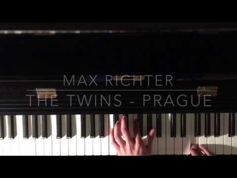 The Twins - Prague - Max Richter (PIANO COVER)