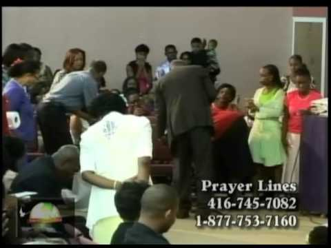 Marine Spirit Part 1 B from Kingston Jamaica with Bishop Bob Tacky