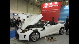 Унікальні рішення захисту і ремонту автомобілів в Україні