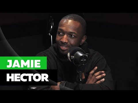 Jamie Hector On Working w/ NYPD &